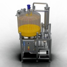 Produktentgasung & Entalkoholisierung