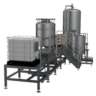 Mixed Beverage Production, inline