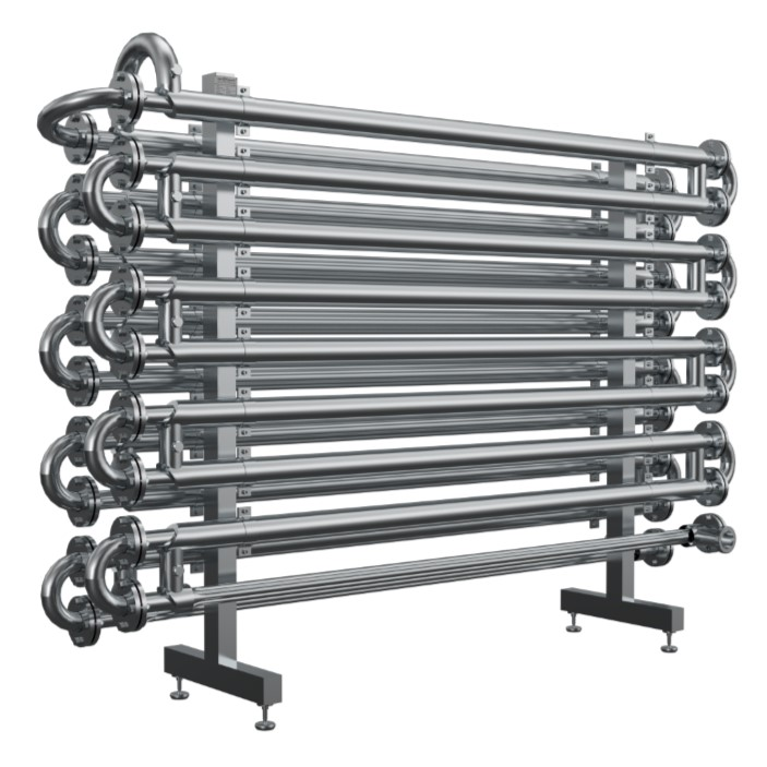 Recovery Heat Exchanger 150dpi